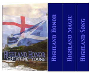 Highland Series Boxed Set: Christine Young