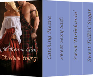 McKenna Clan Boxed Set: Christine Young