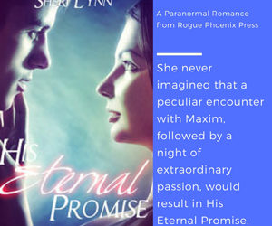 Vampires, Romance, Paranormal: His Eternal Promise