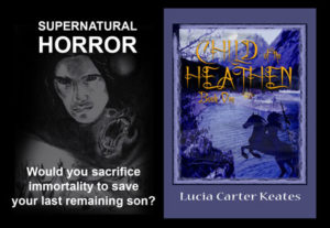 #Child of the Heathen #horror #paranormal #witchcraft