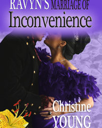 Ravyn's Marriage Of Inconvenience #MFRWHOOKS