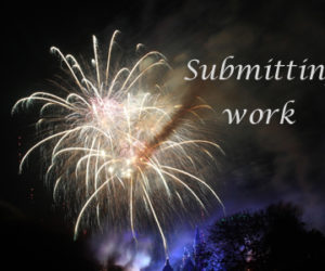 Submitting Your Work